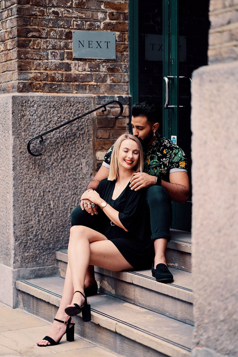 Best Place For Vacation Photo Shoot For Couples In London