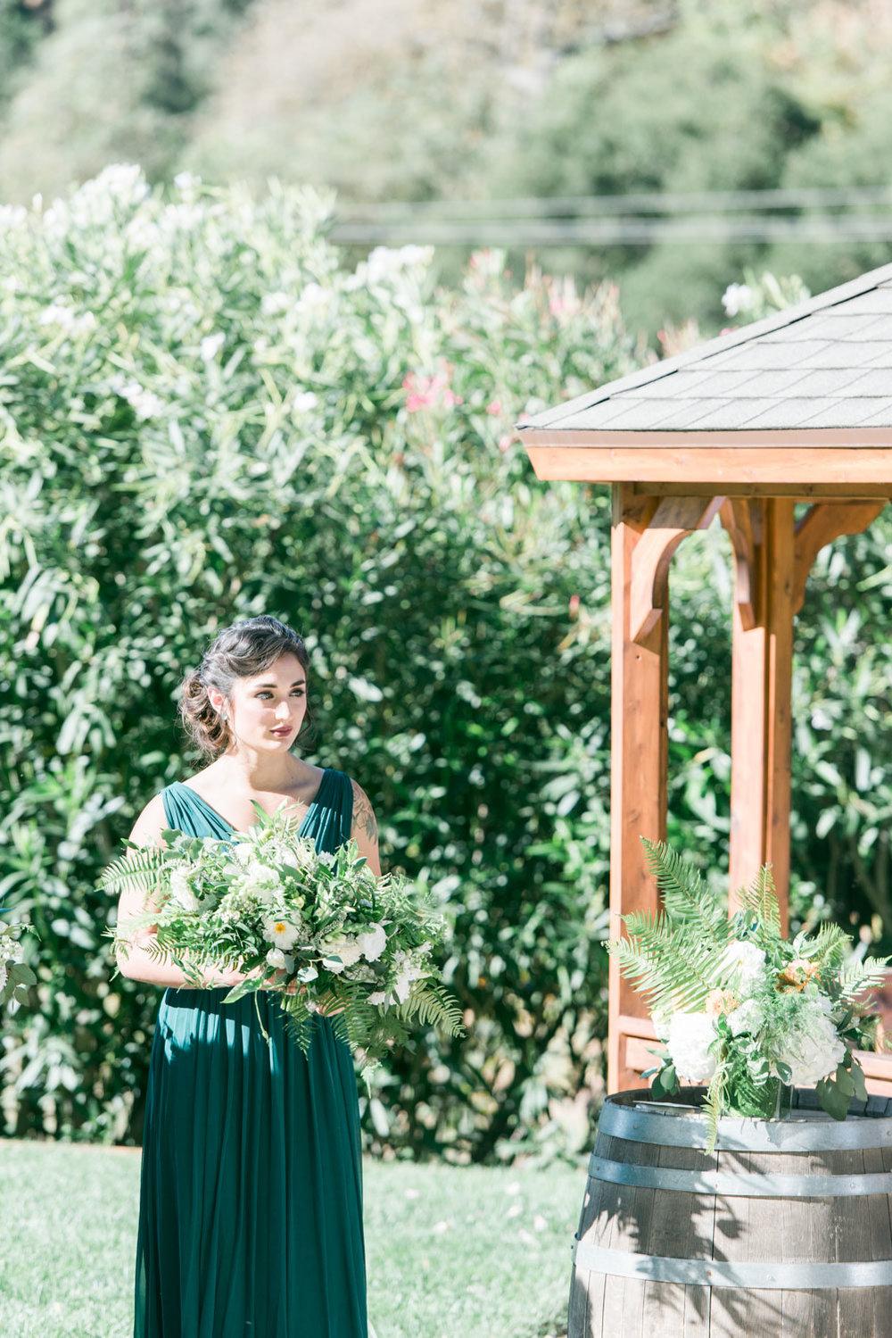 bridesmaid-at+the-altar-wedding-elliston-vineyard-wedding-photographer-afewgoodclicks.net