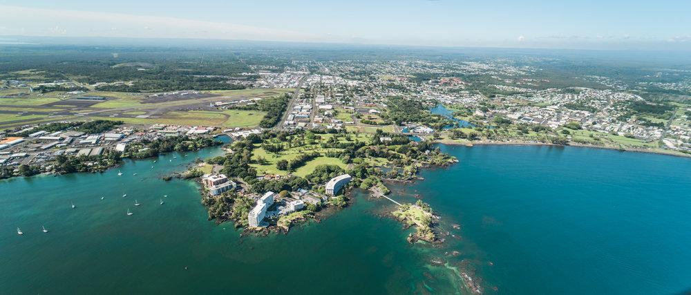 aerial-view-hilo-bay-hawaii-photography