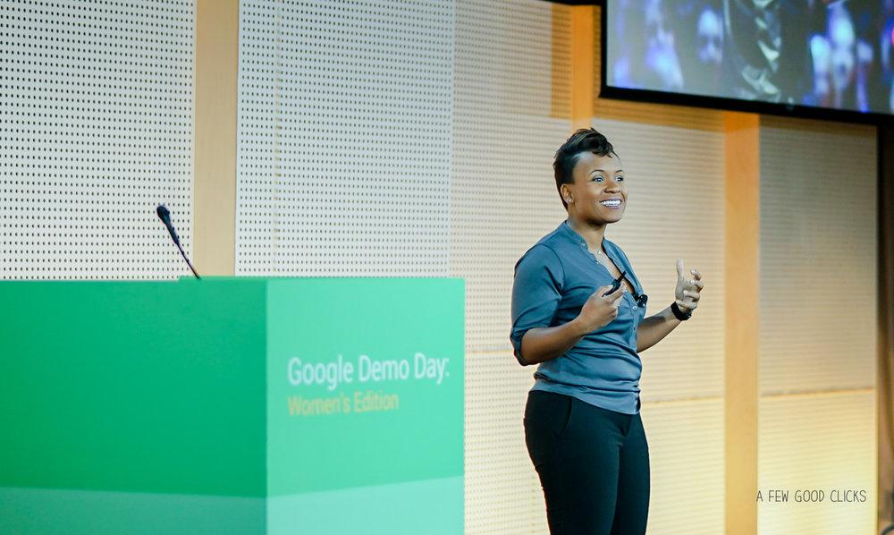 stephanie-lampkin-presenting-at-google-demo-day
