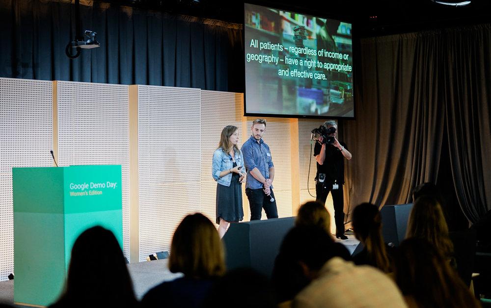 maisha-meds-ceo-presenting-at-google-demo-day