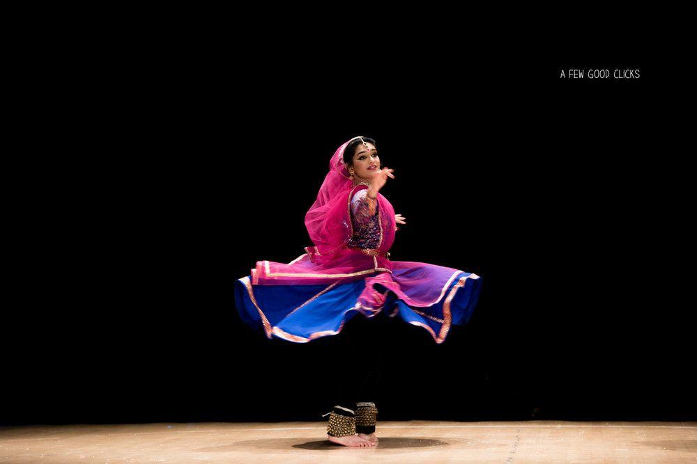 Kathak Event Photography At Jain Center Auditorium Milpitas