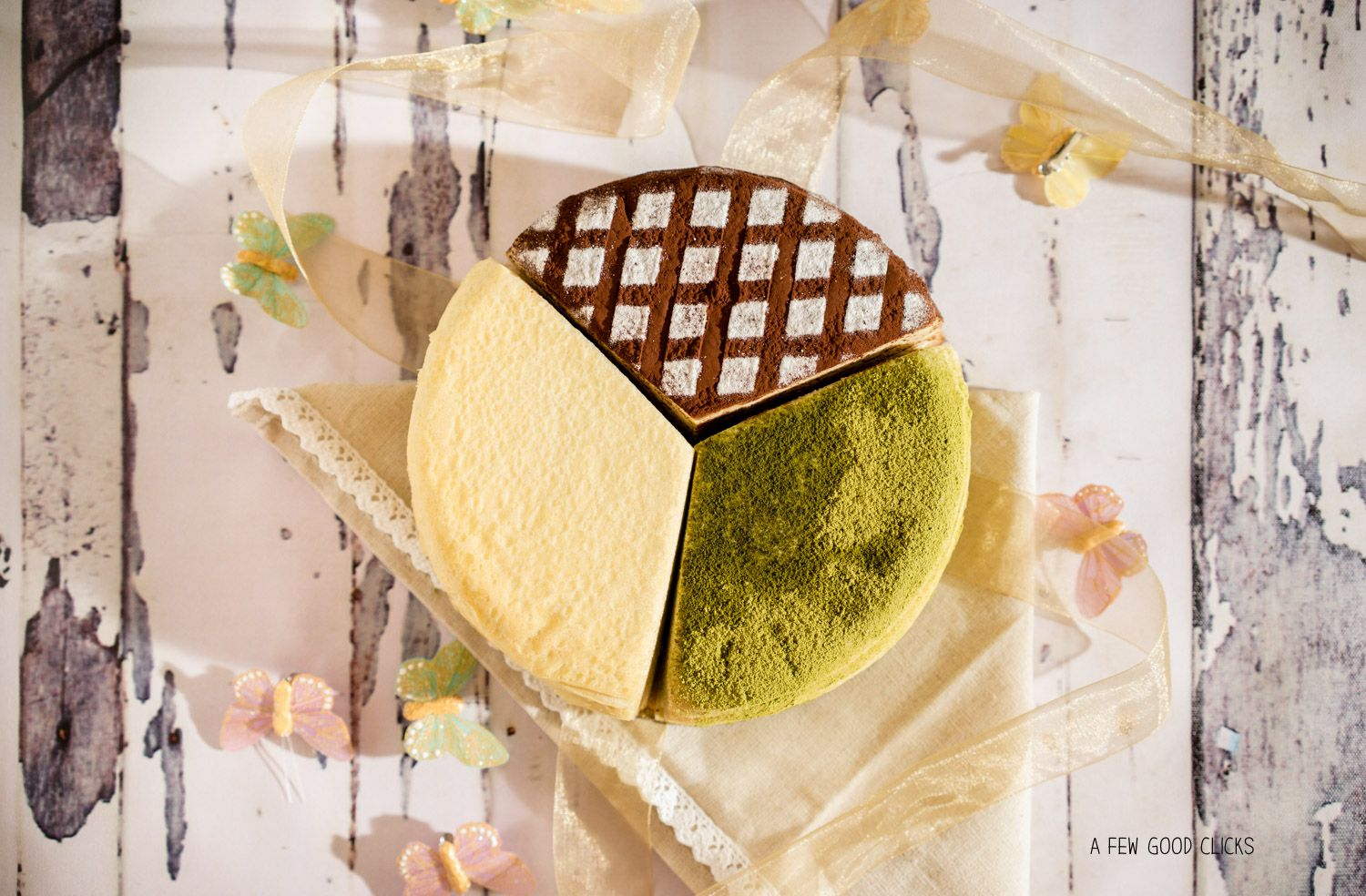10 Tempting Photographs Of Mille Crepe Cakes To Make You Hungry