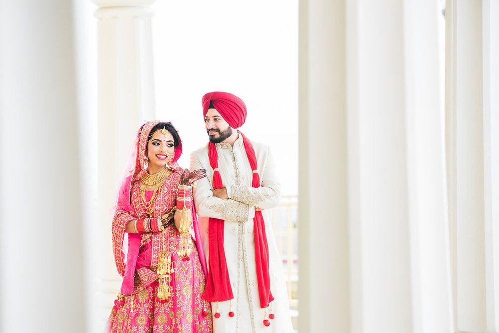 Sikh Wedding Ceremony At San Jose Gurudwara, CA | A Few Good Clicks