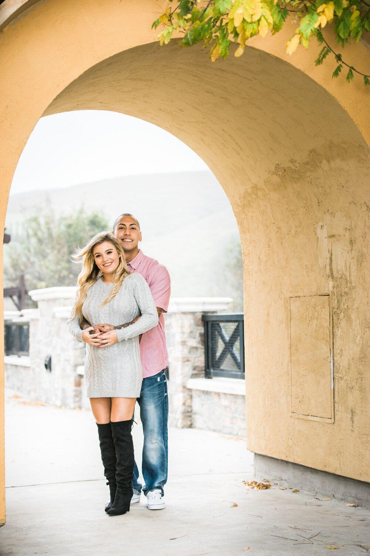 Silver Creek San Jose Casual Engagement Photos
