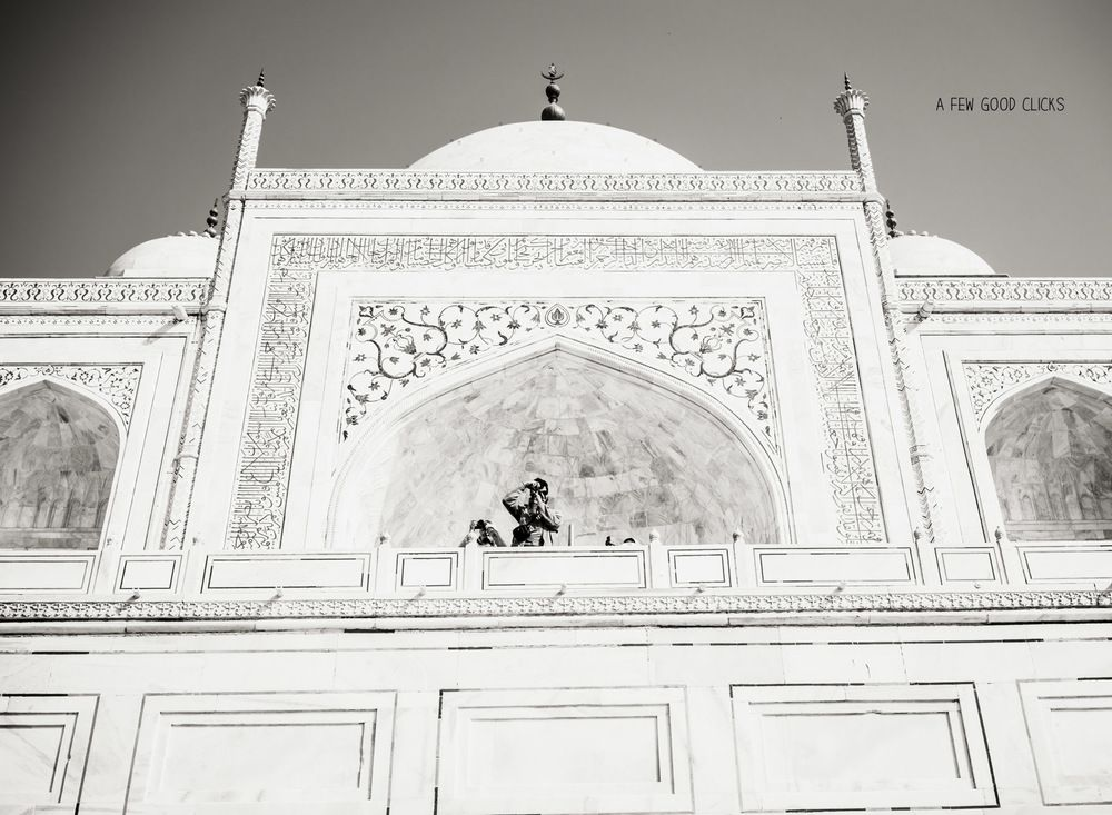 Do You Want To Go To Taj Mahal? See These Images First