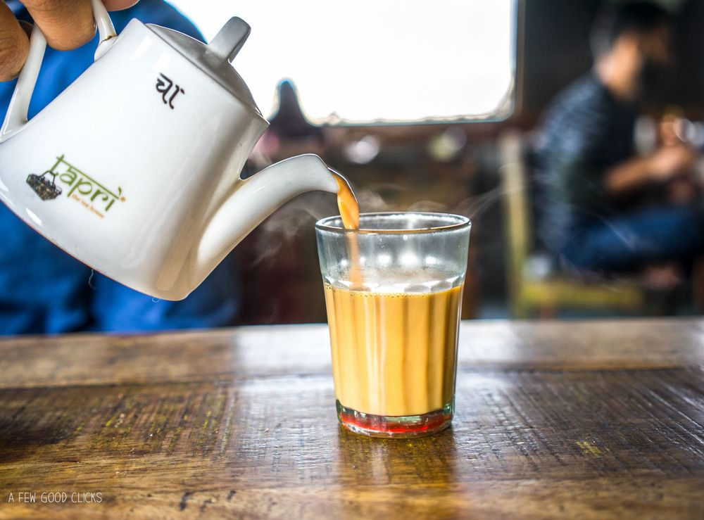 Where To Drink Chai In Jaipur?