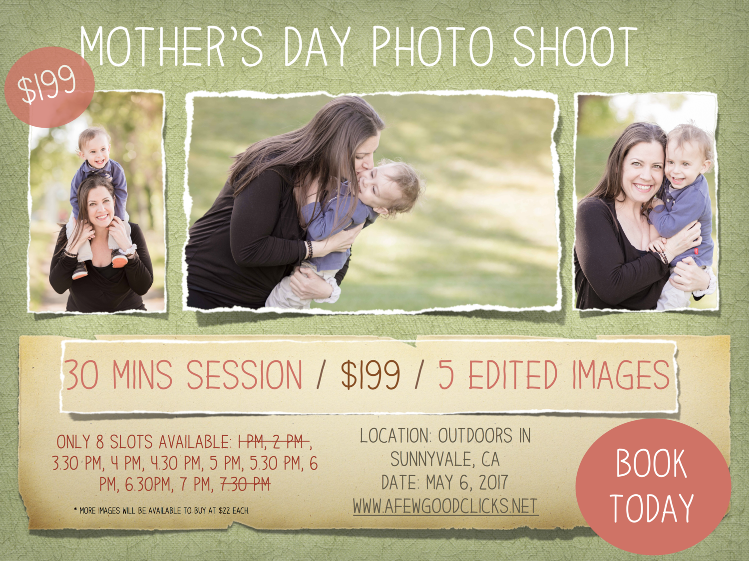 Bay Area Family Portrait Photography By A Few Good Clicks