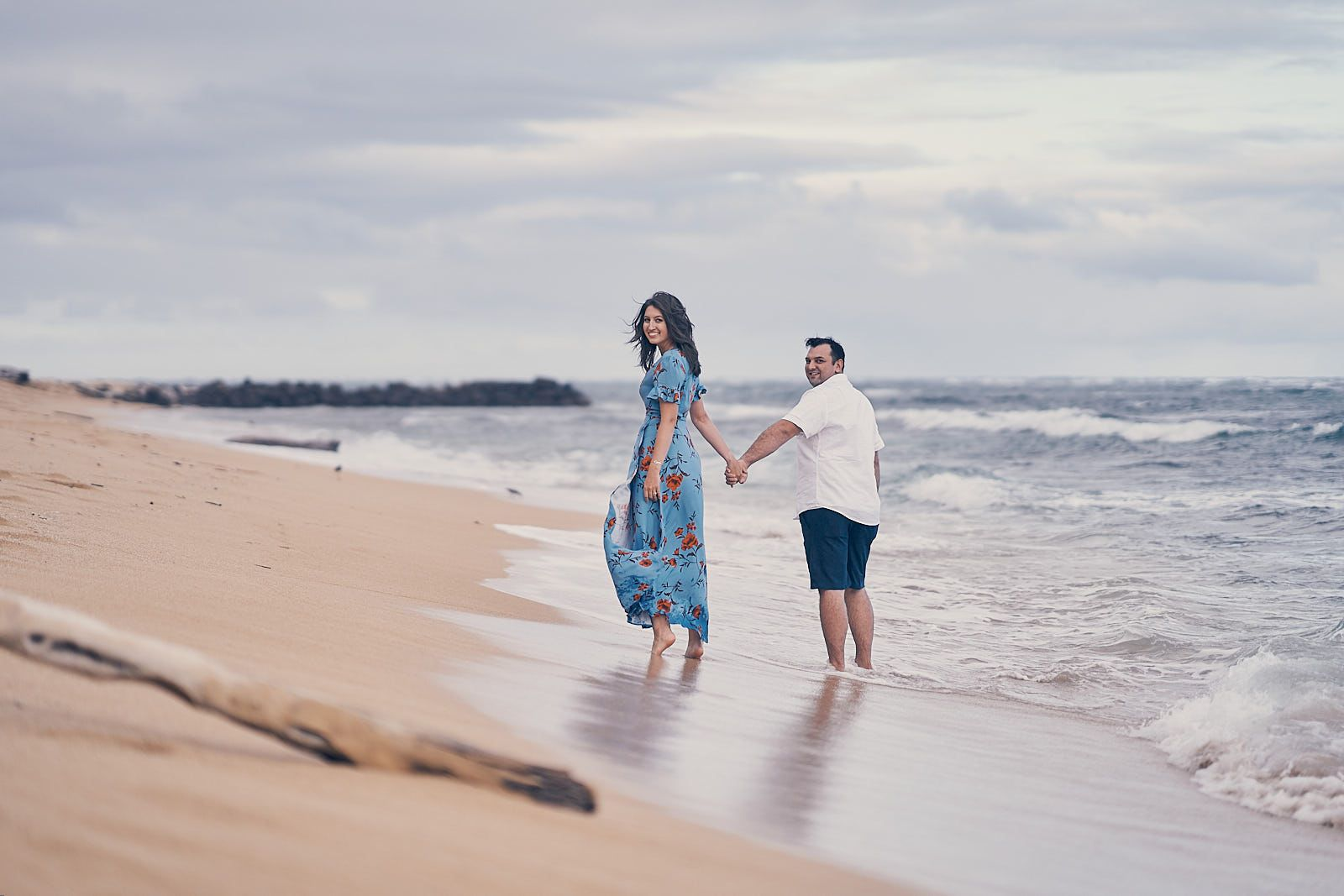 Early morning photoshoot ideas in Kapaa Kauai