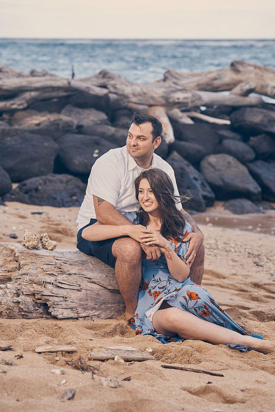 Photoshoot at Waipouli Beach by A Few Good Clicks